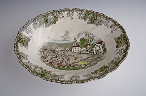 - Johnson Brothers China THE FRIENDLY VILLAGE 9