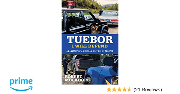 Amazon Tuebor I Will Defend An Anatomy Of A Michigan State