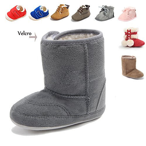 Price comparison product image Baby Shoes Winter Velcro Cotton Converse Leather Soft Wide Cute Adorable New Cheap Comfortable 0-3 12-18 6-12 Months 1 2 3 Years Old Blue Black White Gold Pink Red Brown Walking