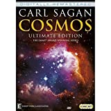 Carl Sagan's Cosmos - Ultimate Edition (Digitally Remastered) -  DVD, Carl Sagan (Narrator)