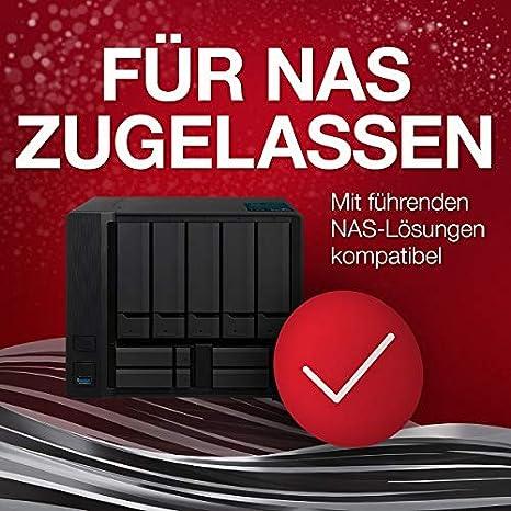 Seagate Ironwolf 10tb Nas Interne Festplatte Hdd 3 5 Computer Zubehör