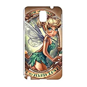 Evil-Store Butterfly girl 3D Phone Case for Samsung Galaxy Note3