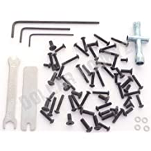Traxxas Stampede 4x4 VXL SCREWS & TOOL KIT 50+ Assorted Pieces (6708)