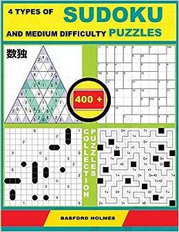 Descargar EPUB Gratis 4 Types Of Sudoku And Medium