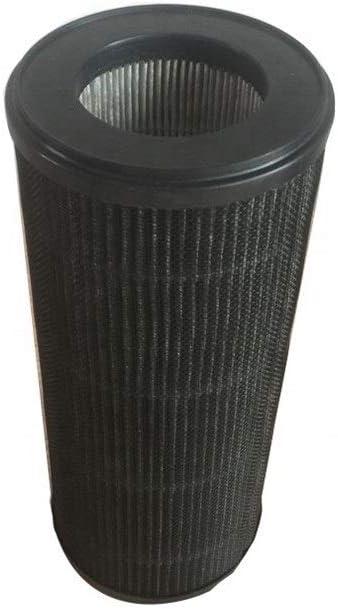 ZHIXIANG Fit reemplazo for Xiaomi Coche purificador de Aire Filtro HEPA y Mijia carbón Activado ambientador de Aire de la Parte formaldehído Purificación: Amazon.es: Hogar