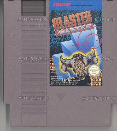 Blaster Master -
