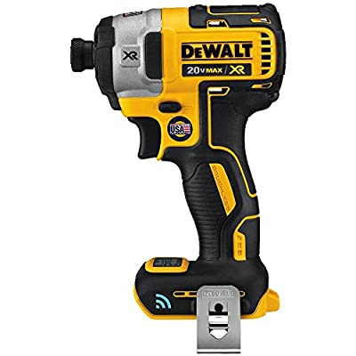 DEWALT DCF888B 20V Max XR Brushless Tool Connect Impact Driver Kit, Baretool