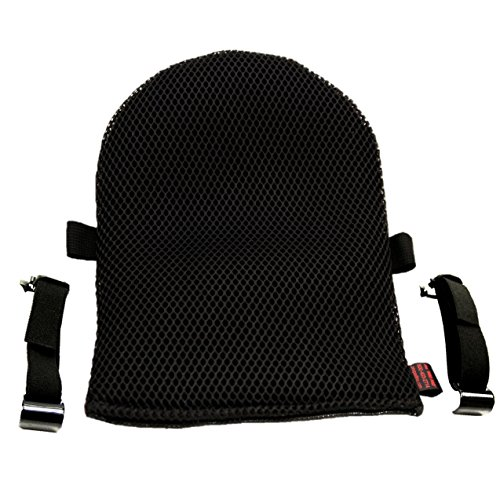 Pro Pad Tech Series Small Gel Motorcyle Seat ()