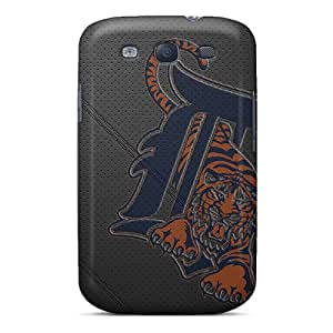 Hot AwF6713uXzY Detroit Tigers Cases Covers Compatible With Galaxy S3