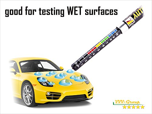 Coating Thickness Meter Gauge, Paint Tester, Car Body Damage