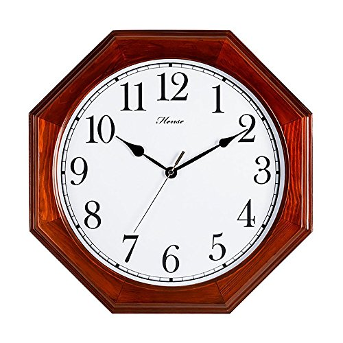 (CLOCK HAOFAY Wooden Wall, 16