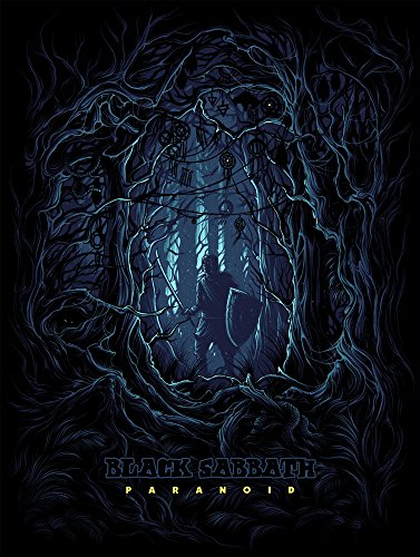 (Black Sabbath Limited Silkscreen
