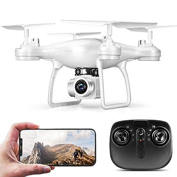 ilonti Mini Drone con cámara Quadcopter Drone aéreo Profesional ...