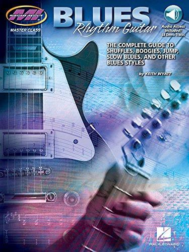Top 10 Best blues rhythm guitar