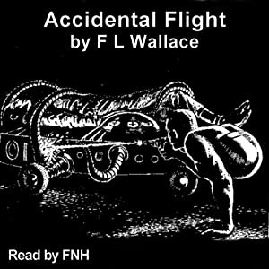Accidental Flight Audiobook