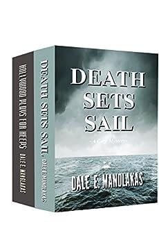 Veronica Kennicott Cozy Mystery Series Box Set: Books 1-2 by [Manolakas, Dale E.]