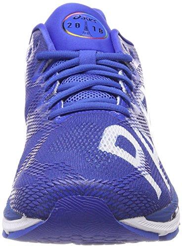 4545 Asics De 2018 blue Gel Bleu Running Chaussures nimbus Marathon 20 Paris Homme paris r6rfqO