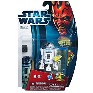 Star Wars Movie Heroes 2012 Action Figure MH03 R2-D2 3.75 Inch