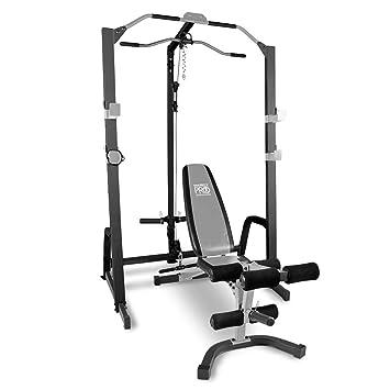 Marcy Gimnasio en casa Fitness Deluxe - Máquina de Sistema de ...