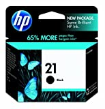 HP 21 C9351AN#140 Ink Cartridge in Retail Packaging-Black, Office Central