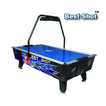 Amazoncom ValleyDynamo Dynamo Best Shot Coin Operated Air Hockey - Valley coin operated pool table
