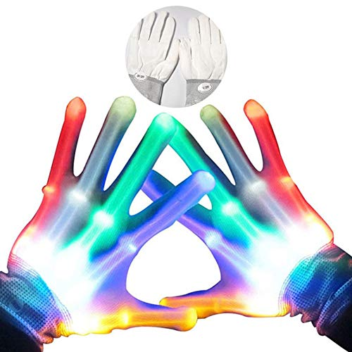 Great halloween light gloves