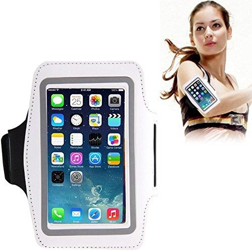 Phone case & Hülle Für iPhone 6 / 6S, Samsung Galaxy S IV / I9500 / S III / i9300, Universal PU Sport Armband Fall mit Kopfhörer Loch