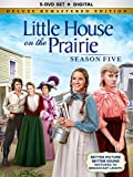 Little House on the Prairie Season 5 [Deluxe Remastered Edition - DVD + Digital]