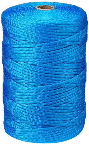 Corda Multifilamento 5 Mm Cor Azul, Vonder Vdo2885 Vonder 5 Mm