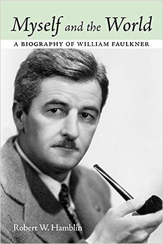 william faulkners impact on society