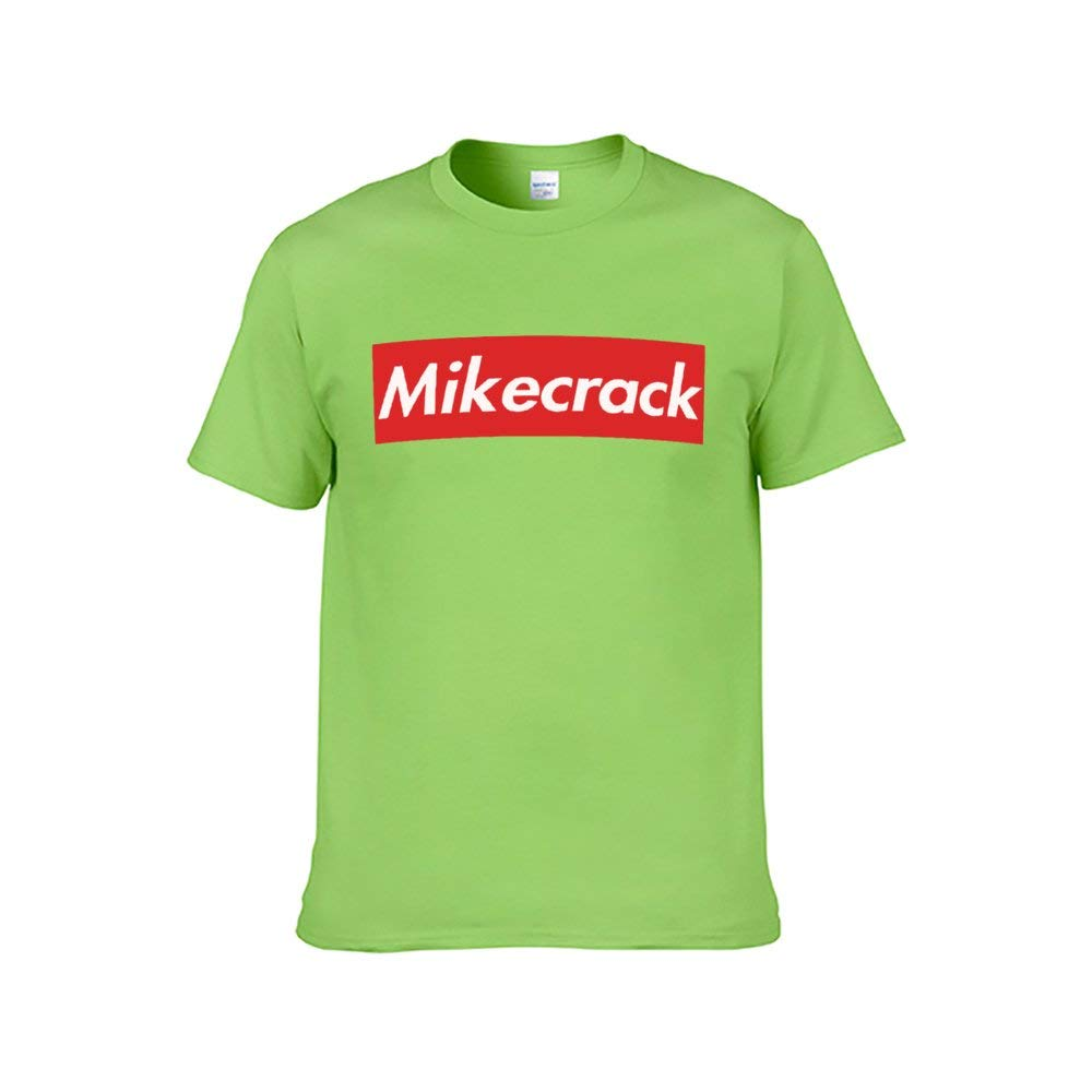 Youth Fashion Tops Boys and Girls Mike-Smile-Crack T-Shirts