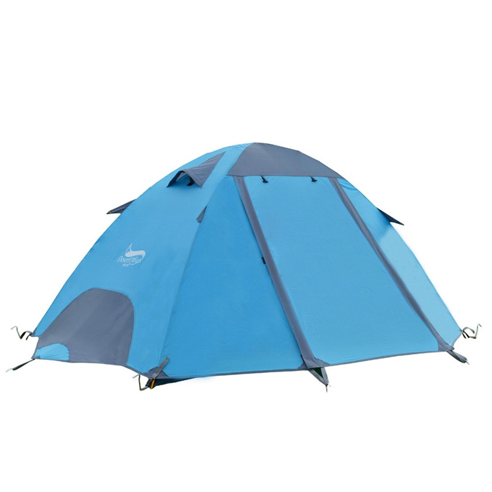 2人の丈夫なテント二重デッキ3シーズンレインプロテクションバックパックテント/組み立てが必要超軽量キャンプ用ハイキング用防水   B07CBQC8Y6, 珠洲郡:6eed4956 --- ijpba.info
