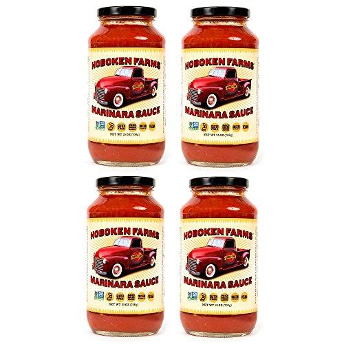 Hoboken Farms Marinara Sauce (4 Pack) by Hoboken Farms