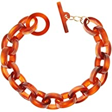 L. Erickson Bianca Link Bracelet