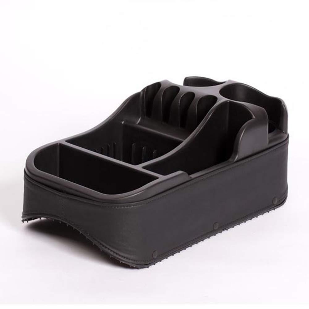 Universal Floor Consoles Black R Texas Saddlebags Clutter Catcher 50811