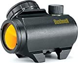 Bushnell Riflescope Trophy TRS-25 Red Dot Sight Riflescope, Black, 25mm