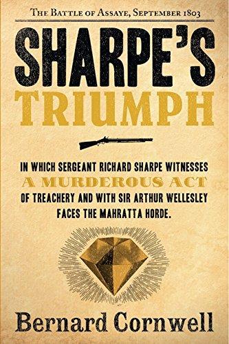 Sharpe s Triumph: Richard Sharpe and the Batt…
