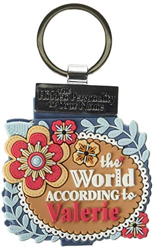 (World According to Keyring Book Valerie Key Chain (1840398))