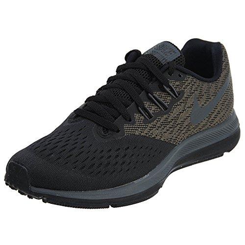 dark dark dark Anthracite Comp Femme Femme Femme Femme Tition Grey Winflo Chaussures Nike Wmns Zoom black 4 Running De SpATA6