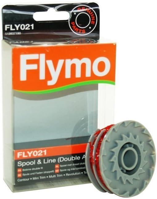 Flymo FLY021 rotofil Révolution Contour Bobine et Ligne