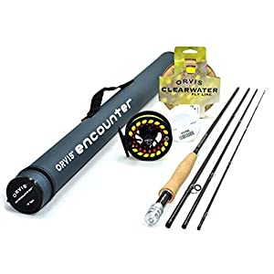 "Orvis Encounter 5-weight 8'6"" Fly Rod Outfit"
