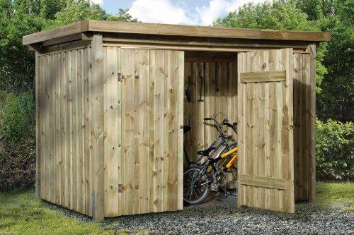 Rodamientos de casa habitación - 607 A 20 mm tejado plano Cobertizos: Amazon.es: Bricolaje y herramientas
