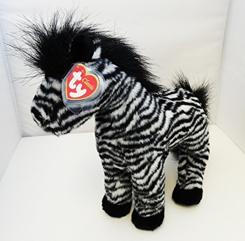 Classic Zebra - TY Classic Plush - SERENGETI the Zebra