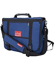 Manhattan Portage Wallstreeter W Back Zipper, Navy, One Size