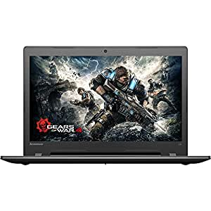 2016 Lenovo Premium Built High Performance 15.6 inch HD Laptop (AMD FX7500 Processor, 8GB RAM 1T HDD, DVD RW, Bluetooth, Webcam, WiFi, HDMI, Windows 10 ) - Black