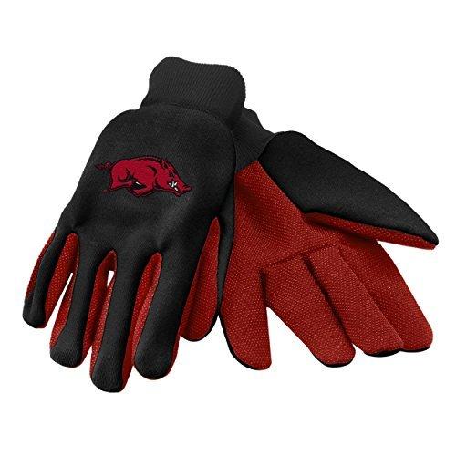 Arkansas 2015 Utility Glove - Colored Palm