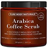 Natural Arabica Coffee Scrub 250 gms