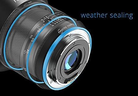 """Irix IL-11BS Ultra Wide-Angle Lens Blackstone 11 mm /""""F4"""