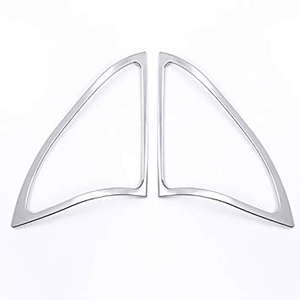 Chrome Haut-parleur Cadre de recouvrement Trim pour une Classe W176 Inté rieur Car-styling piè ces Carwest