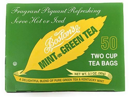 bostons-mint-in-green-tea-2-cup-tea-bags-50-count-boxnet-wt31-oz90g